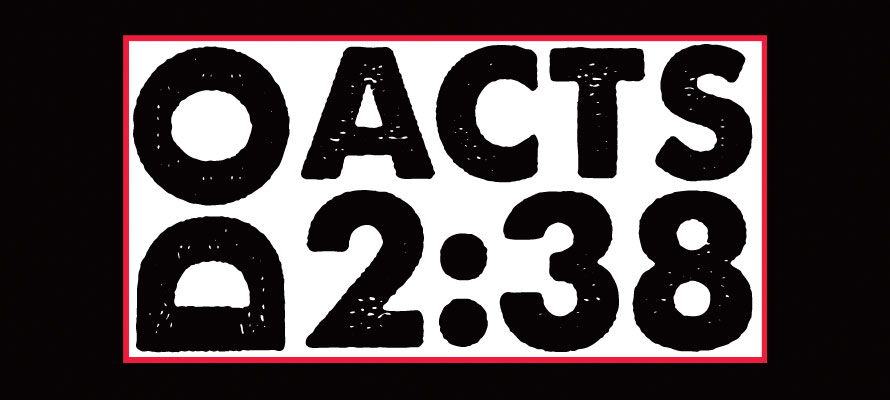 DO Acts 2:38